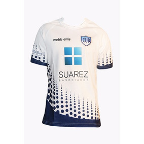 Camiseta Circulo Universitario De Quilmes Rugby Webb Ellis