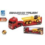 Caminhão Diamond Truck Fora De Estrada Workers 1323 - Rom...