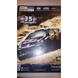Programa Oficial (guía) Rally Mundial 2015