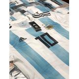 Camiseta De Fútbol Selección Argentina Players!! Climachill
