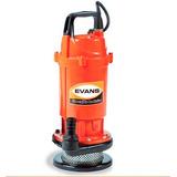 Bomba Sumergible Evans Para Agua Limpia Elec 1hp Sp1me100h