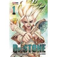 Dr Stone 01 - Manga - Panini Argentina - Riichiro Inagaki