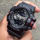 Reloj Casio G-shock Ga-400-1b - 100% Original En Caja