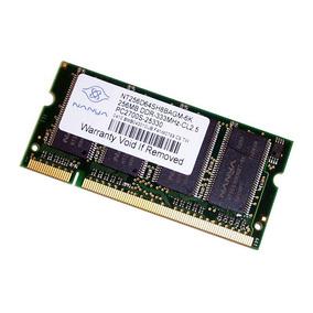 Nanya 256 Mb De Memoria Ram Para Computadora Portátil Pc2700