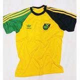 Camiseta De Jamaica Retro