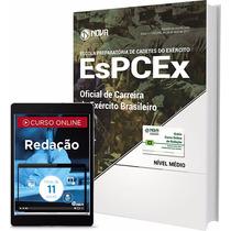 Apostila Espcex 2017 - Oficial De Carreira