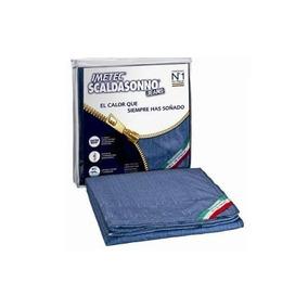 Calientacama Scaldasonno Jeans Matrimonial