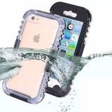 Capa Case Iphone 4s 5 5s 6 6s 7 A Prova Dágua