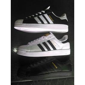 Adidas Adidas Zapatillas Color Negro Para Para Hombre Tenis en Mercado en Libre d57ad8f - colja.host