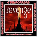 Serie Revenge 1 A 4 Temporada Completa + Frete Grátis