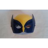Mascara De Wolverine X-men Para Disfraces