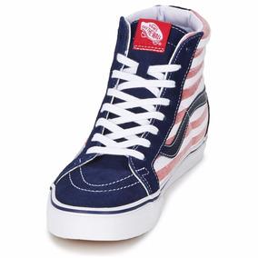 zapatillas vans mujer botitas precios