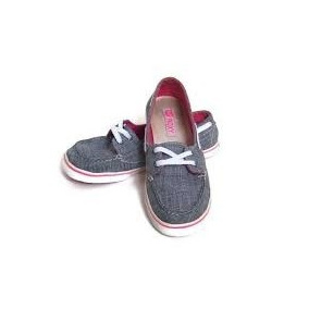 Zapatos Roxy Mod. Dory 3, Numero 24, Boat Shoe, Envío Grátis