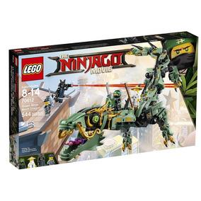 70612 Lego Ninjago Filme - Dragão Do Ninja Verde