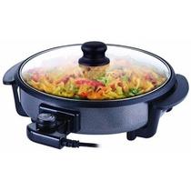 Cocina Sarten Electrica Winco W-52 Parrilla Horno Olla