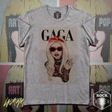 Remera Lady Gaga - Rock Indumentaria