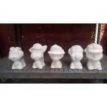 Alcancias De Yeso Ceramico Paw Patrol Päquete Recuerdos