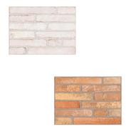 Ceramica Pared Simil Ladrilo San Lorenzo Brick 33x45,3 1ra