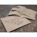 Carta De Hogwarts- Personalizada Con Tu Nombre! Harry Potter