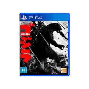 Godzilla - Jogo Ps4 -mídia Física-playstation 4-novo Lacrado