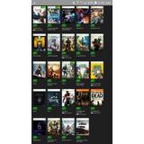 Vendo Cuenta Con Licencias Activas De Juegos De Xbox 360
