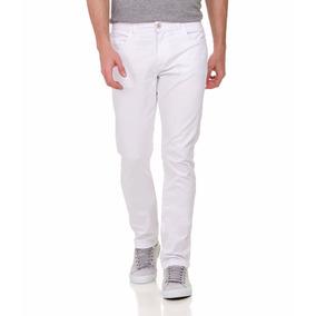 Calça Jeans Sarja Masculina Homem Jovem Skinny Vest Bem