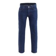 Pantalon Hombre Jeans Clasico 14 Onzas Empresa Trabajo