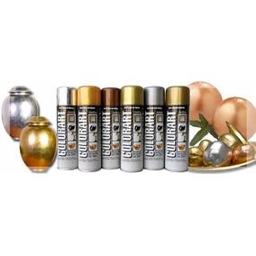 Tinta Spray Metalico Especial Colorart 300ml