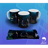 Caneca Cerâmica Personalizada Serie Vampire Diaries 009