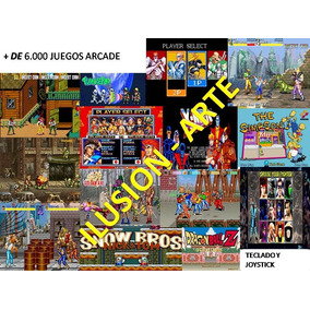 Emulador Mame32- 20.000 Juegos Mame32 (via Mail)