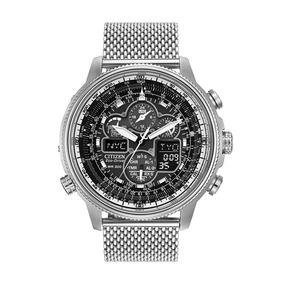 Reloj Citizen Navihawk Mesh Para Caballero-60524