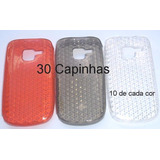 Lote De Capas Celular Antigo Gx200, Iphone4, Chat 322 20 Mil