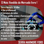 Máquina Serra Mármore Ajustável 110v Circular Corta Piso