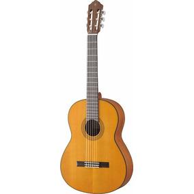 Guitarra Criolla Yamaha Cg122mc Cg122 Cedar Cedro Nueva Gtia