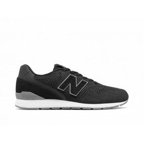 Zapatilla New Balance 996 Hombre Negro Mrl996d2