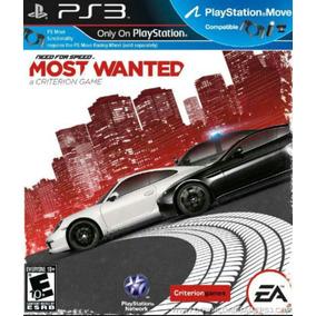 Need For Speed Most Wanted Ps3 En Español Juegos Digitales