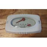 Termómetro Pirómetro Para Horno Visor 9,2 Cm X 5,5 Cm. Reloj