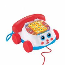 Planeta Bb Fisher Price Telefono Feliz