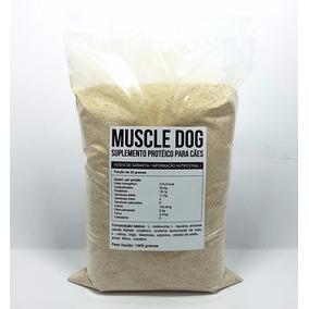 Muscle Dog 3kg - Suplemento Vitamínico E Protéico Para Cães