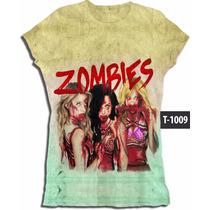 Blusas De Zombies