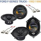 Ford Serie F Camiones 1992-1996 Fábrica Altavoz Recambio