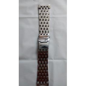 Malla Reloj Breitling Acero Sin Uso !!!!!