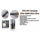 Cpu Core I5 3ra Tercera 4gb 320gb Hp Elite 8300 Ultra Slim