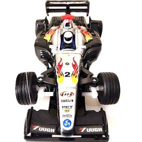 Carrinho De Controle Remoto F1 Formula 1 - Preto
