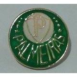 10 Pins Palmeias Broche De Clube De Futebol