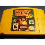 Donkey Kong 64 Juego Nintendo N64