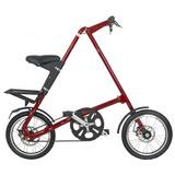 Bicicleta Dobrável Cicla Vermelha - Cicla