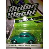 Greenlight - Motor World - Volkswagen Classic Bettle - 1/64