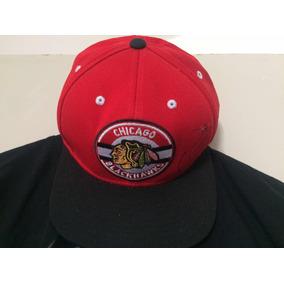 Gorra Firmada Por Marian Hossa Campeón Chicago Hockey afb75c089b9