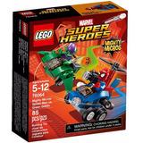 Lego 76064 Super Heroes Spiderman Duende Verde Mundo Manias